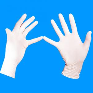 ถุงมือแพทย์(ชนิดมีแป้ง)