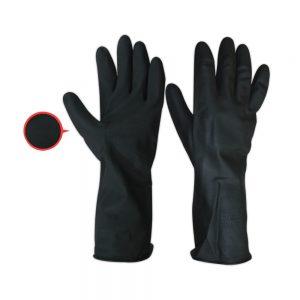 ถุงมือแม่บ้านMASTERกระทิงสีดำ