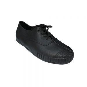 รองเท้าผูกเชือก1111สีดำ1