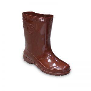 รองเท้าบู๊ทA9900สีน้ำตาล