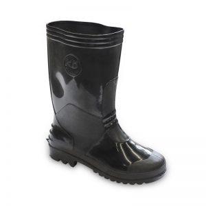 รองเท้าบู๊ทA555สีดำ2
