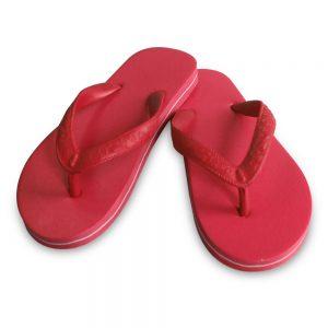 รองเท้าแตะม้าดาว3หูสีแดง1