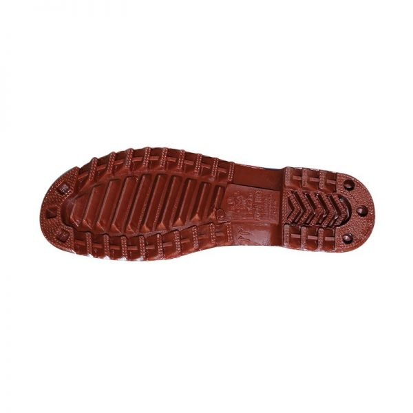 รองเท้าบู๊ทA3500สีน้ำตาล1