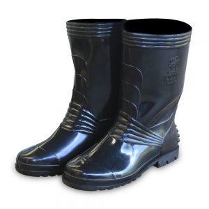 รองเท้าบู๊ทA333สีดำ