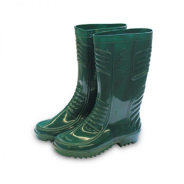 รองเท้าบู๊ทA3500สีเขียว2