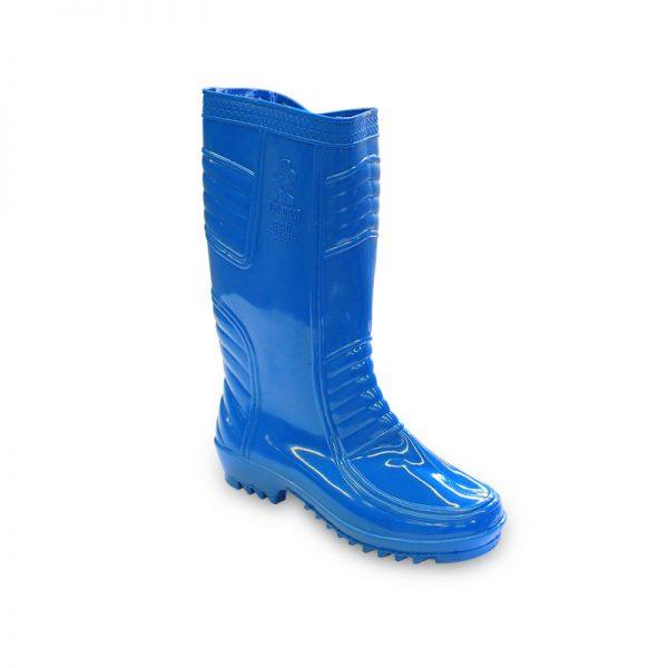 รองเท้าบู๊ทA3500สีน้ำเงิน