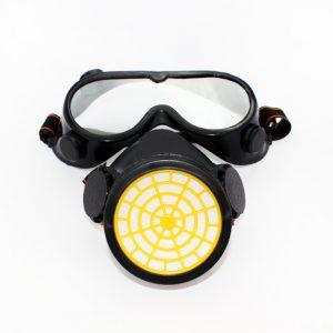 หน้ากากป้องกันสารพิษ