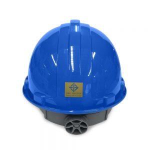 หมวกนิรภัยแบบปรับหมุน-น้ำเงิน4
