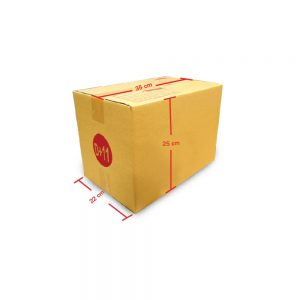 กล่องฝาชน เบอร์ D+11