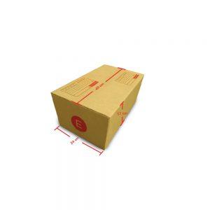 กล่องฝาชน เบอร์ E