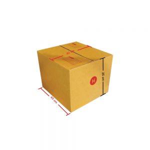 กล่องฝาชน เบอร์ H