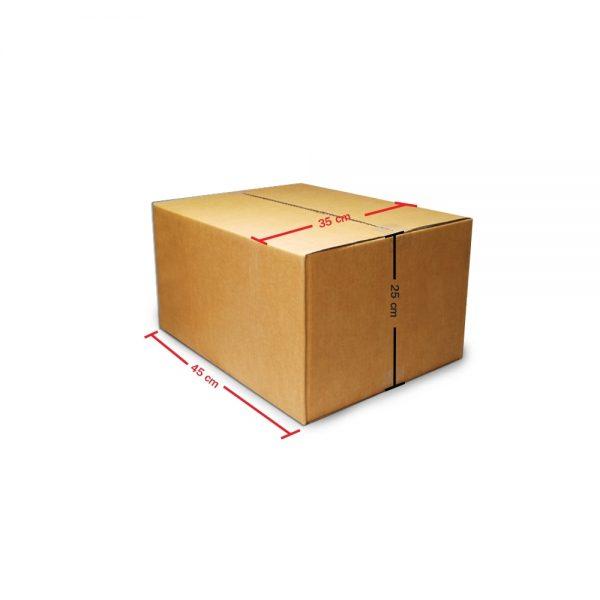 กล่องฝาชน เบอร์ M+